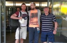 Irish tourist hospitalised by his brother calls for prosecution to be dropped
