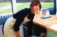 6 ways Alexa Chung surprised and delighted us on last night's Bake Off