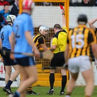 Jonjo Farrell's controversial red card has been rescinded
