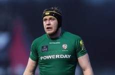 It was a risk leaving Ireland but it's paying off for a former Leinster flanker at London Irish