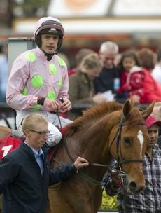 Can anybody beat Ruby to the Cheltenham top jockey prize?