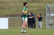 We'll have to wait a little bit longer to get our first glimpse of Paul Galvin back in a Kerry Jersey