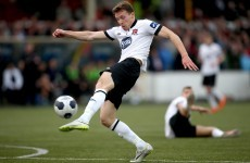 McMillan the man out to fill the boots of 20-goal Hoban at Dundalk