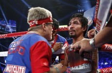'Mayweather-Pacquiao good for boxing no matter who wins' - Freddie Roach