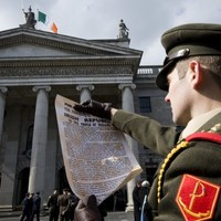 The Arts Council has €1 million to give to projects about 1916