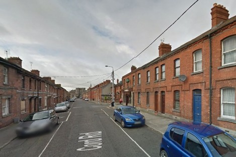 Cord Road in Drogheda
