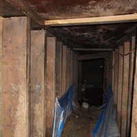This guy built a secret tunnel through Toronto because he wanted somewhere to watch TV