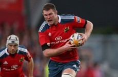 Donnacha Ryan set for his Munster comeback after more than 11 months out