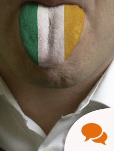 Hiberno-English is part of what makes us Irish –so let's celebrate it!