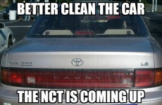 9 unique stresses of doing the bloody NCT