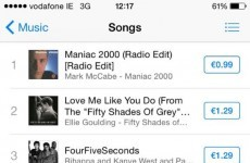 It's 2015 and Maniac 2000 is number one in Ireland