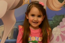 Adorable Galway 4-year-old donating her hair to children with cancer