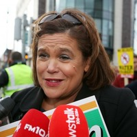 Sinn Féin wants Mary Lou to be Taoiseach and people to not 'throw around' the Irish flag