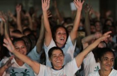 In photos: Brazilian prison crowns Miss Penitentiary 2011