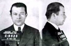 A poor Irish kid turned out to be one of America's most famous bank robbers
