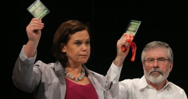 Here are 10 things we learned at the Sinn Féin Ard Fheis