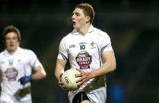 All good news for Kildare, first league points in the bag and Daniel Flynn back scoring goals