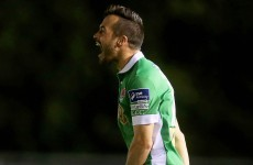 Cork City earn a point in Sligo thanks to Ross Gaynor's 96th-minute equaliser
