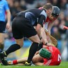 Cork's Joyce waits to learn extent of leg injury as Cronin set to miss rest of league