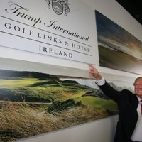 Roll back by Trump on Doonbeg resort works welcomed by conservationists