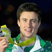 'I surprised myself but it's a great feeling to pass out those guys and win a medal for Ireland'