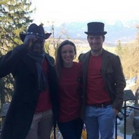 Two Trinity students win Jailbreak challenge by making it to Slovenia with no money