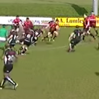 Tullamore winger touches down after 21 seconds - Is this the fastest ever try in the AIL?