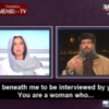 This video of a Lebanese TV host expertly shutting down a sexist guest is going viral