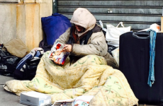 Vogue editor taken to task over 'tasteless' Instagram of homeless person