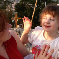 'I was told my daughter was incompatible with life ... she's now 8'