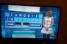 Camogie makes it onto Countdown after being added to the Oxford Dictionary