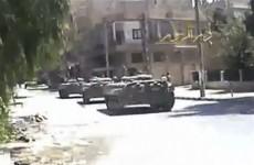 Besieged Hama under full control of Syrian regime