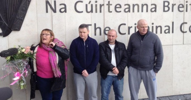 Four 'Dublin Says No' anti-water charges protesters released from prison