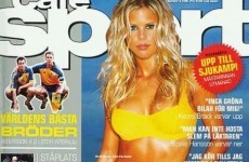 Supermodel Elin Nordegren is bouncing back faster than Tiger