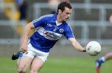 Laois footballer leaves squad as 'cows won't wait until the training session is over' to give birth