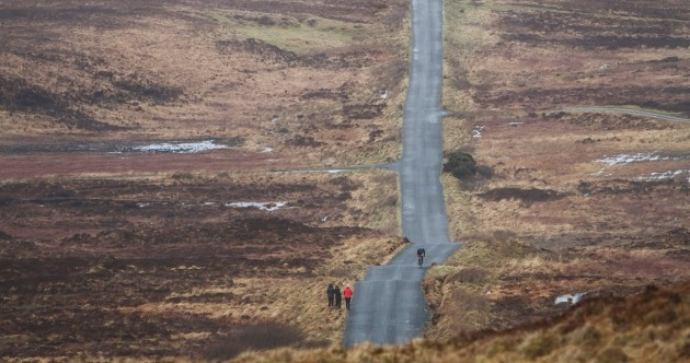 One of toughest endurance races in the planet took place in Donegal this weekend - here are the best pics