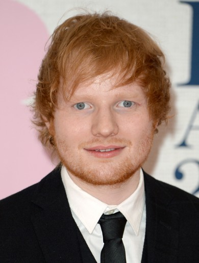 Fan tells Ed Sheeran he's ugly, but she loves him anyway