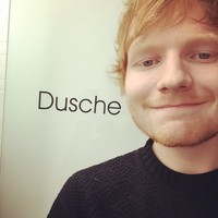 Ed Sheeran shared this rather unflattering (but gas) fan letter