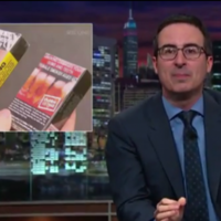 Ireland's plain packaging laws got a mention on American TV over the weekend