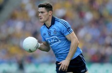 Good news for Dublin as Connolly's back in training before Mayo game