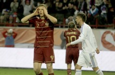 Russia back to winning ways against Serbia