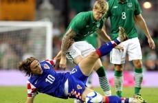 As it happened: Ireland v Croatia