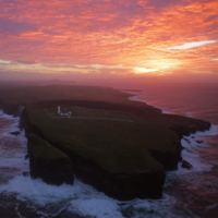 You have to take 4 minutes to watch this magical footage of the Wild Atlantic Way