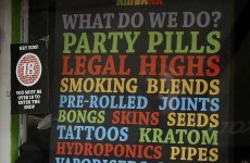 Loophole means ecstasy and loads of other drugs are now legal (but only until Thursday)