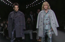 Derek Zoolander just did a walk-off for Valentino at Paris Fashion Week