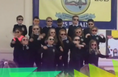A whole class of Cork kids did Uptown Funk as Gaeilge, and it's utterly adorable