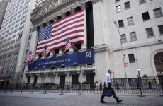 US stocks slump amid fears about European banks