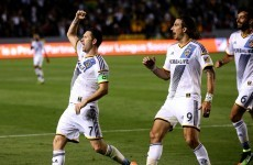 Robbie Keane set for 'a few more years' with LA Galaxy