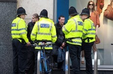 """Manchester Police: """"If you want to commit disorder, we'll lock you up"""""""
