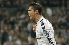 Another record for Ronaldo but Real Madrid just about survive a huge scare against Schalke